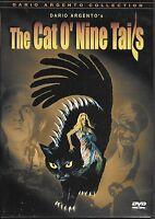 Cat O' Nine Tails (DVD) Original Anchor Bay Release