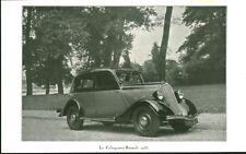 Publicité Ancienne  Voiture Renault La Celtaquatre  1934  P 34