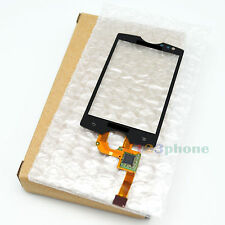 New Touch Screen Digitizer Glass Lens For Sony Xperia Mini St15i Black