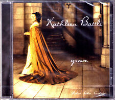 Kathleen Battle Grace Sacred Music Bach Gounod Ave Maria commercio rejoice Faure CD