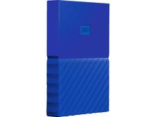 "Disco duro 1 TB - Western Digital My Passport, USB 3.0, 2.5"", Azul"