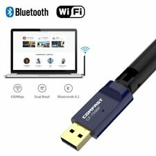 600mbps wifi bluetooth4.2 wireless usb adapter  network antenna xp/win7/8/8.1
