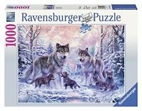 Ravensburger Jigsaw Puzzle ARCTIC WOLVES - Forest Animals 1000 Piece