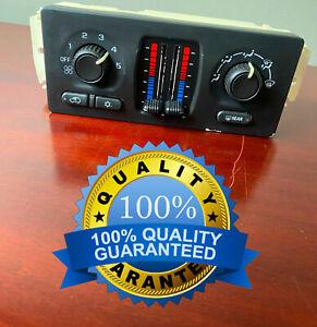 ✅ 03-07 Chevrolet/GMC Silverado, Sierra, Tahoe, Suburban AC/Heater Control