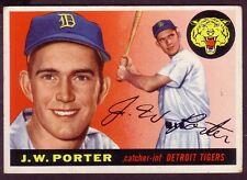 1955 TOPPS J.W. PORTER  CARD NO:49 JWP24 EX CONDITION