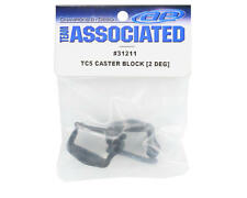 Team Associated TC5 Caster Block Set (2°) ASC31211