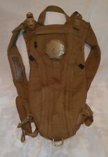 USGI MARINES TACTICAL SOURCE HYDRATION CARRIER 3L BLADDER COYOTE BROWN