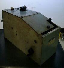 BUSMASTER Model H-121 Preforming Machine/Resistor lead Cutter/Bender
