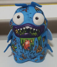 BLUE FLY TRASH PACK PLUSH TOY! SOFT TOY ABOUT 13CM TALL KIDS TOY!