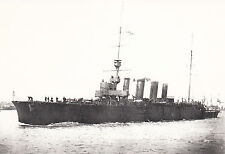 WORLD WAR I ~ H.M.S. BRITISH WARSHIPS ~ (6 PHOTOS) ~ c. - 1915