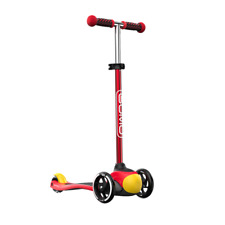 Gomo 3 Wheel Scooter - Balance Scooter for Toddlers & Kids Choose Color *New*
