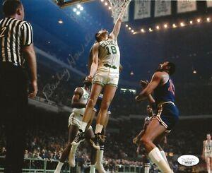 Bailey Howell signed Boston Celtics 8x10 photo autographed HOF 3 JSA