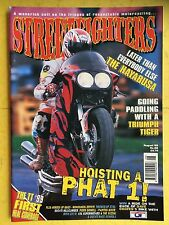 Streetfighters Magazine - Issue 66 - Aug 1999 - Performance & Custom Motorcycles