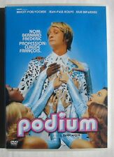DVD PODIUM - Benoit POELVOORDE / Jean Paul ROUVE / Julie DEPARDIEU
