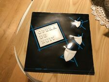 OPERA DE NUIT Amour noir  Maxi 45T EP 12 NEW WAVE INDIE MINIMAL SYNTH COLD WAVE