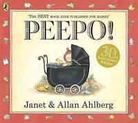 Peepo! by Allan Ahlberg  I421