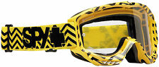 Spy Optic Magneto Goggles Color : Yellow w/Black Charlie with Extra Foam