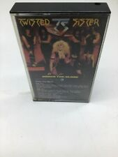 TWISTED SISTER UNDER THE BLADE CASSETTE ATLANTIC RECORDS A4-81256