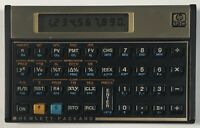 Hewlett Packard HP 12C Financial Business Calculator - Tested and Working