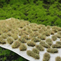 Light Green Grass Selection - Static Grass Tufts (2mm, 4mm and 6mm tufts)
