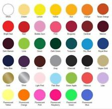 "SISER EasyWeed FLUORESCENT  15"" x 5 Yards - 7 Color Choices"