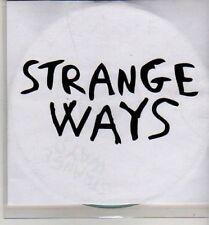 (CJ58) Strange Ways, Violence & Virtue - DJ CD