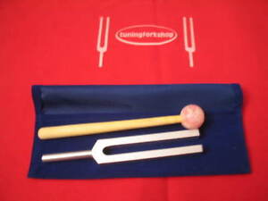 New Shekinah Tuner Tuning Fork for Healing with Mallet Machine made