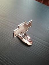 Car Auto Hood Ornament Chrome Emblem For Chevrolet Beat Cruze Spark Etc