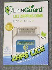 LiceGuard Lice Zapping RobiComb