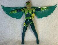 "SPIDER-MAN Animated Series VULTURE Toy Biz 1994 action figure Marvel 10.5"""