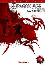DRAGON AGE ORIGINS AWAKENING PC DVD ROM - BIOWARE - 18+ 2010
