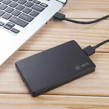 "2.5"" SATA USB 3.0 Disco Duro Caja HDD SSD Gabinete Externo Portátil para Windows"