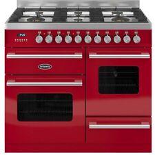 Britannia Rc-10xgg-de-red Delphi XG 100cm Dual Fuel Range Cooker