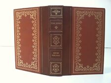 Franklin Library Henry Fielding The History of Tom Jones Leatherette Gold Gilt