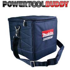Makita 10 Inch 225mm Cube Canvas Nylon Carry Case Tool Kit Black Bag Box + Strap
