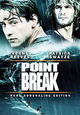 Point Break (DVD, 2006, Pure Adrenaline Edition)
