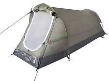 Tenda mod TUNNEL Igloo Militare Campeggio 1 Persona COMPLETA Camping SoftAir