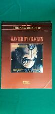 Star Wars  New Republic Wanted by Cracken  - (Star Wars RPG) 1993 West End Games