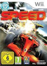 SPEED Nintendo Wii PAL Brand New
