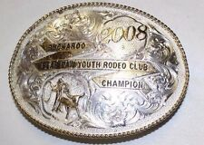 Champion Belt Buckle