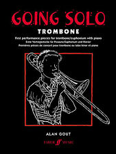 The Victorian Trombone Instrumental Solo Piano Learn to Play FABER Music BOOK