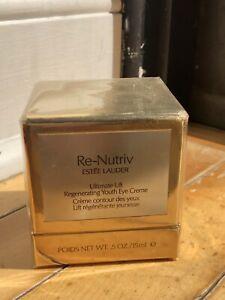 Estee Lauder Re-Nutriv Ultimate Lift Regenerating Eye Cream NIB