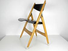 EGON EIERMANN SE18L Klappstuhl Chair Wilde + Spieth Stuhl Mid Century Design 50s