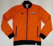 OFFICIAL 2014 FIFA World Cup Holland Netherlands Adidas Jacket Men's Sz S
