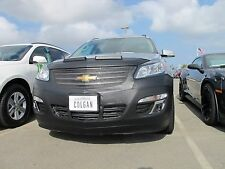 Colgan Front End Mask Bra 2pc Fits Chevy Traverse 2010-2012 Without License