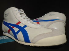 ASICS ONITSUKA TIGER MEXICO MID RUNNER OFF WHITE BLUE RED DL409-0142 12