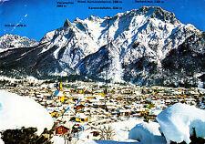 Mittenwald / Obb. ,1985 gelaufene AK