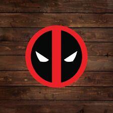 Deadpool Logo Decal/Sticker