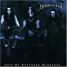 """IMMORTAL """"SONS OF THE NORTHERN DARKNESS"""" CD NEW+"""