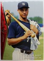 1995 95 Upper Deck SP Derek Jeter Rookie RC #181, Red Foil, Short Print Yankees